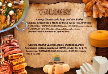 VALORES DO HARAS!