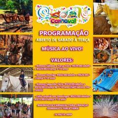 Carnaval em Família é no Haras!